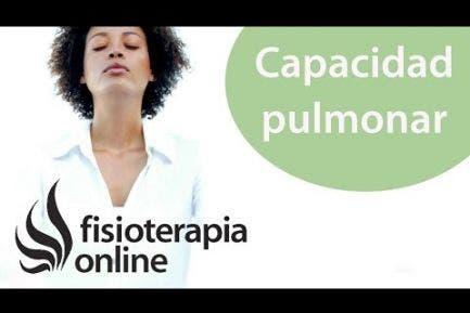 Cómo aumentar la capacidad pulmonar desde la visión de la fisioterapia respiratoria
