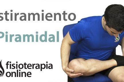 Ejercicio para el dolor de espalda  estiramiento del piramidal
