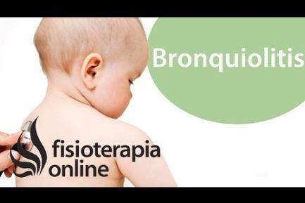 Bronquiolitis  Causas, signos, síntomas y tratamiento en fisioterapia respiratoria