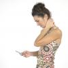 Text Neck. Repercusiones del uso del smartfhone sobre el organismo.