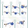 5 ejercicios para tonificar tu espalda con fitball