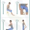 4 ejercicios y estiramientos para la tendinitis rotuliana