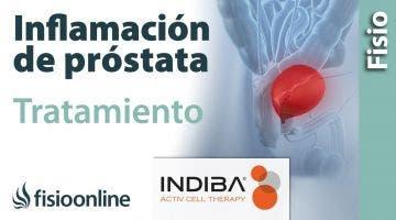 Reduce la inflamación de tu próstata - INDIBA ACTIV en el tratamiento de la prostatitis
