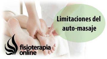 Limitaciones del auto-masaje