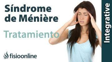 Síndrome de Meniere. Tratamiento y curación de un caso real.