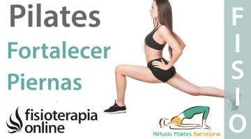 Ejercicios de Pilates para flexibilizar las piernas