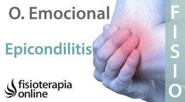 Epicondilitis o codo de tenista y  su origen emocional