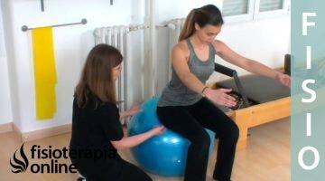 3 ejercicios de Pilates para mejorar las rodillas