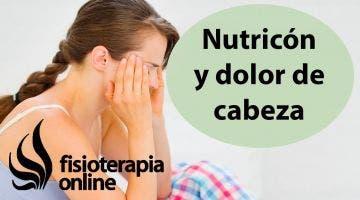 Importancia de la nutricion en los dolores de cabeza