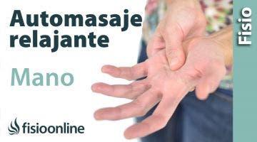 39.Automasaje global de la mano (nuevo)