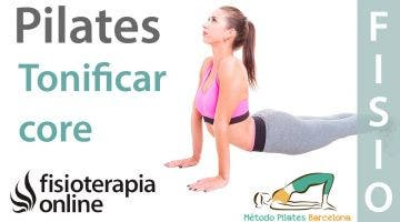 Pilates para tonificar tu core