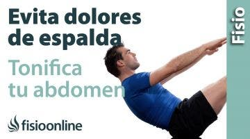 ¿Cómo tonificar la faja abdominal para la espalda?