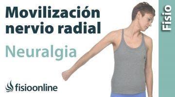 Auto-movilizaciones del nervio radial