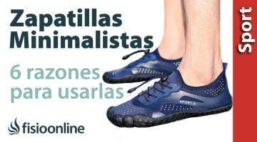 6 Razones para usar Zapatillas minimalistas y no calzado amortiguado.