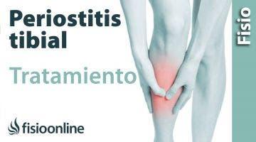 periostitis tibial: causas y tratamiento