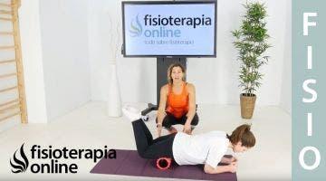 Liberación miofascial para la lesión de rodilla