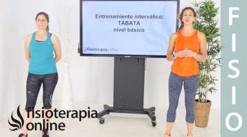 Ejercicio de Entrenamiento Interválico Básico: rodilla a codo | TÁBATA