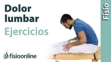 Ejercicio neurodinamico para dolor lumbar.