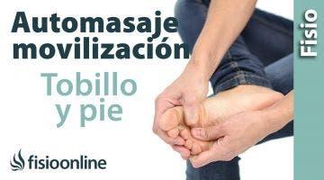 25 Auto-movilización de pie y tobillo. Mortaja, tarso, metatarso y dedos.