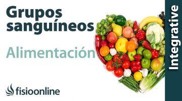 Nutrición según los grupos sanguíneos.