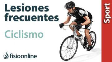 Lesiones del ciclismo ¿Qué lesiones tienen con más frecuencia los ciclistas?