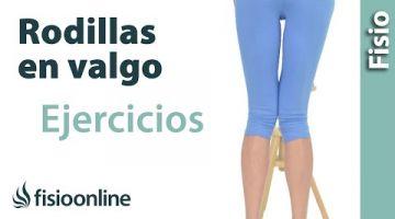 27.Auto-estiramiento para el valgo de rodilla o rodillas en X