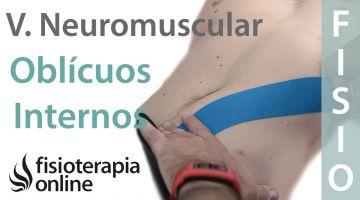 Cómo tonificar los músculos oblicuos internos con vendaje neuromuscular