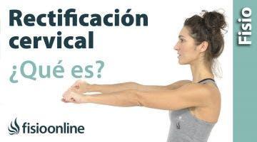 51# Rectificación cervical o envaramiento de la curvatura cervical. Qué es, causas e importancia.