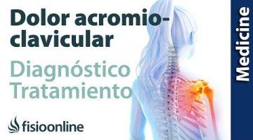 Diagnóstico y tratamiento del Dolor acromioclavicular