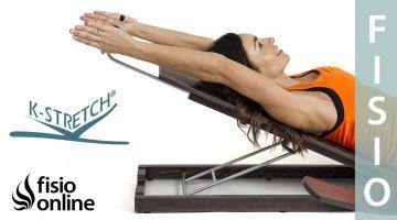 Estiramientos de brazos y hombros con K Stretch