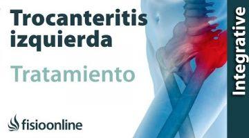 Tratamiento de la trocanteritis izquierdo