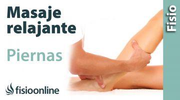Cómo dar un masaje relajante de piernas a tu chic@