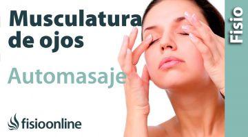 50.automasaje para las cuencas de lo ojos y movilización de lo ojos. (nuevo)