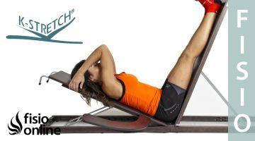 Rutina de ejercicios y estiramientos con K Stretch en 30 minutos