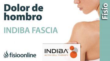 INDIBA ACTIV - Trata tu dolor de hombro de manera profunda con INDIBA FASCIA