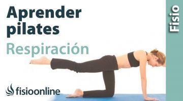 Aprender Pilates - Respiración y conexión con el centro