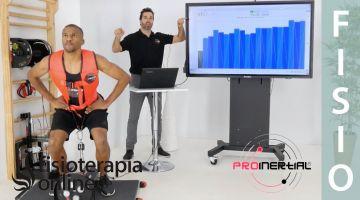 Monitorización y Análisis de potencia en disco inercial Prosquat