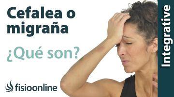 Dolores de cabeza.  ¿Qué es la cefalea tensional y la migraña?  Causas y síntomas.