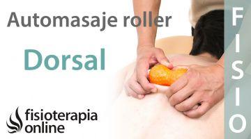 Automasaje dorsal con Cool Roller