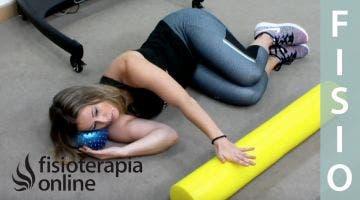 Espalda sana - Movilidad dorsal (Rotación) con roller