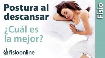 Cuál es la mejor postura para descansar y otros consejos para dormir mejor