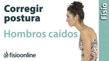 Cómo corregir la postura de los hombros caÍdos mediante ejercicios, auto-masajes y estiramientos