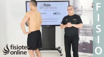 Primer ejercicio ortoestático programa base, etapa última