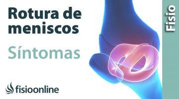 48# Rotura de menisco y meniscitis. Qué es, causas, síntomas y tratamiento.