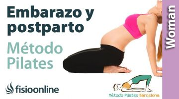 Método pilates durante y despues del embarazo - Pilates Barcelona
