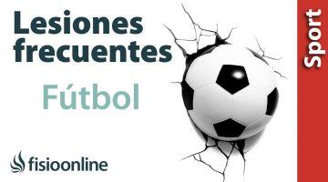 Lesiones del futbol ¿Qué lesiones tienen con más frecuencia los futbolistas?