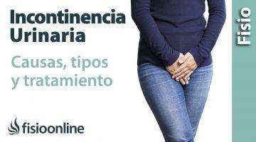 Incontinencia urinaria. Qué es, causas, tipos de incontinencia y cómo tratarlas.