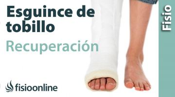 11.Esguinces y fracturas de tobillo - Que hacer nada más retirar la inmovilización. nuevo