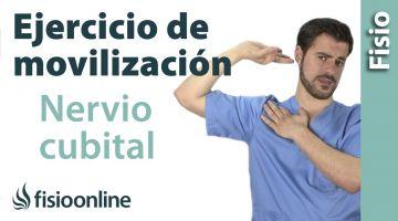 Auto-movilizaciones del nervio Cubital