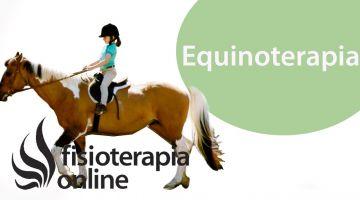 Terapia asistida con animales. Equinoterapia. Visión general desde la fisioterapia